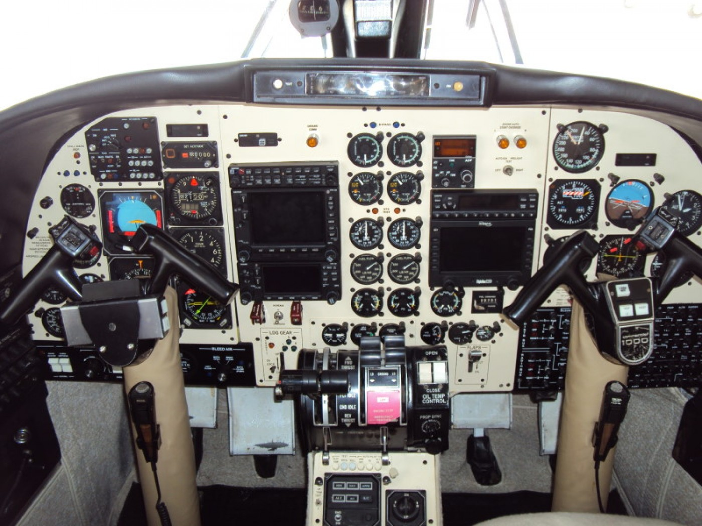 Turbo Commander 1000 (695A)