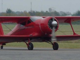 Beech D 17 Stagerwing Convencional